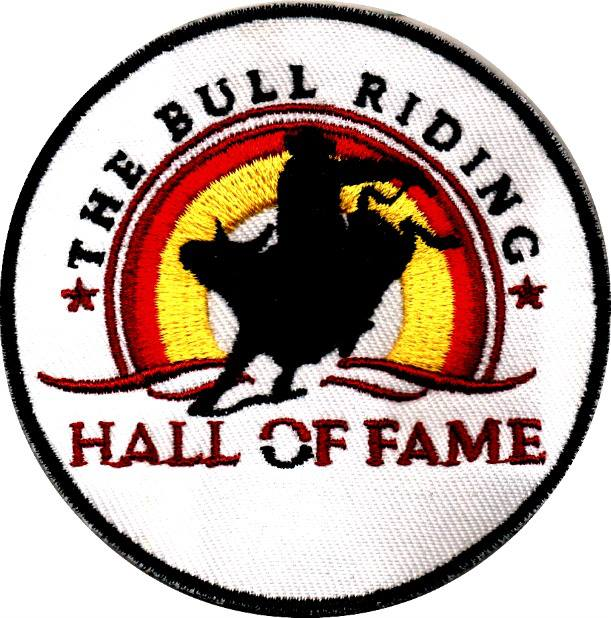 Bull Riding Hall of Fame tshirt
